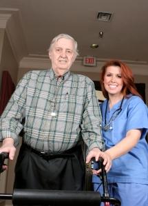 a-1 home care los angeles caregiver